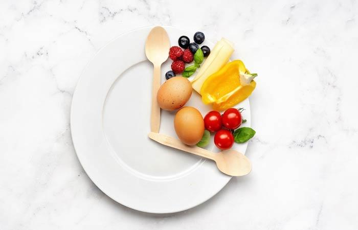 16-8 intermittent fasting