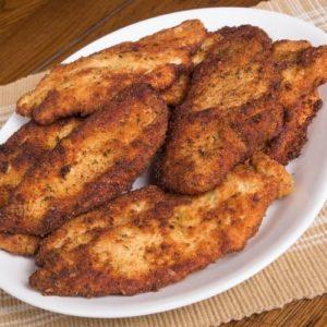 Air Fryer Chicken Cutlet